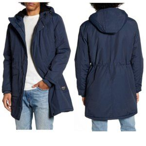 NWT - WeSC Winter Parka in Blueberry
